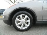 Infiniti EX 2009 Wheels and Tires