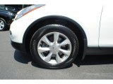 Infiniti EX 2008 Wheels and Tires