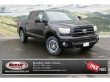 2013 Black Toyota Tundra TRD Rock Warrior CrewMax 4x4 #77891970