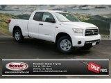 2013 Super White Toyota Tundra Double Cab 4x4 #77891969