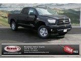 2013 Black Toyota Tundra SR5 Double Cab 4x4 #77891968