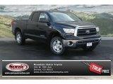 2013 Black Toyota Tundra SR5 TRD Double Cab 4x4 #77891967