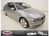 2009 Space Grey Metallic BMW 3 Series 335i Coupe #77892215