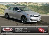 2013 Classic Silver Metallic Toyota Camry SE V6 #77891954