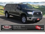 2010 Spruce Green Mica Toyota Tundra Double Cab 4x4 #77919493