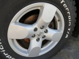Nissan Xterra 2005 Wheels and Tires