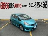 2013 Blue Raspberry Metallic Honda Fit Sport #77924453