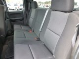2010 Chevrolet Silverado 1500 LT Extended Cab 4x4 Rear Seat
