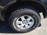 Nissan Frontier 2006 Wheels and Tires