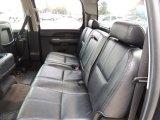 2010 Chevrolet Silverado 1500 LS Crew Cab Rear Seat