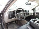 2010 Chevrolet Silverado 1500 LS Crew Cab Dark Titanium Interior