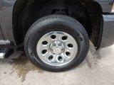 2010 Chevrolet Silverado 1500 LS Crew Cab Wheel