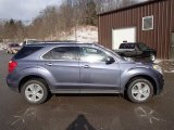 2013 Atlantis Blue Metallic Chevrolet Equinox LT AWD #77924360
