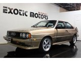 Audi Coupe 1983 Data, Info and Specs