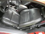 2002 Ford Mustang Roush Stage 3 Coupe Front Seat