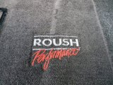 2002 Ford Mustang Roush Stage 3 Coupe Marks and Logos