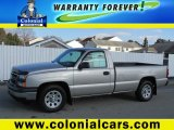 2006 Chevrolet Silverado 1500 Work Truck Regular Cab