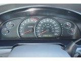 2005 Toyota Tundra SR5 TRD Access Cab 4x4 Gauges