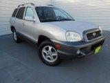2004 Pewter Hyundai Santa Fe LX #77924408