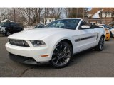2011 Performance White Ford Mustang GT/CS California Special Convertible #77924620
