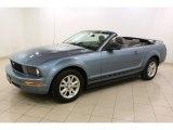 2007 Ford Mustang Windveil Blue Metallic