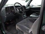 2001 GMC Sierra 1500 Interiors