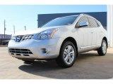 2012 Brilliant Silver Nissan Rogue SV #77961551