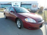 2006 Sport Red Metallic Chevrolet Impala LS #77961669