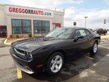 2013 Pitch Black Dodge Challenger SXT #77961545