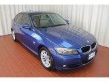 2010 Montego Blue Metallic BMW 3 Series 328i xDrive Sedan #77961172