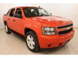 Chevrolet Avalanche 2009 Data, Info and Specs