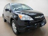 2009 Crystal Black Pearl Honda CR-V EX-L 4WD #77961045