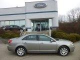 2008 Vapor Silver Metallic Lincoln MKZ AWD Sedan #77961153