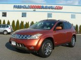 2004 Sunlit Copper Metallic Nissan Murano SL AWD #77961866