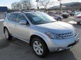 2006 Nissan Murano Brilliant Silver Metallic