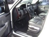 2005 Land Rover Range Rover HSE Charcoal/Jet Interior