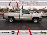 2007 Sandstone Metallic Chevrolet Silverado 1500 Classic Work Truck Regular Cab #77961121