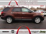2012 Cinnamon Metallic Ford Explorer XLT #77961117