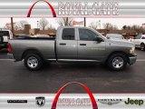 2011 Mineral Gray Metallic Dodge Ram 1500 SLT Quad Cab #77961113