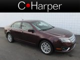 2012 Bordeaux Reserve Metallic Ford Fusion SEL #77961761