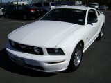 2006 Performance White Ford Mustang GT Premium Coupe #77961024