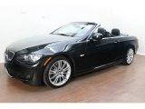 2010 Black Sapphire Metallic BMW 3 Series 335i Convertible #77961227