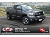2013 Magnetic Gray Metallic Toyota Tundra TRD Rock Warrior Double Cab 4x4 #77961017