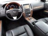 2011 Cadillac STS Interiors