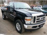 2010 Ford F350 Super Duty XLT Crew Cab 4x4 Data, Info and Specs