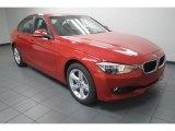 2013 Melbourne Red Metallic BMW 3 Series 328i Sedan #77961615