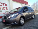 2011 Predawn Gray Mica Toyota Sienna Limited AWD #77961740