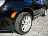 Porsche Cayenne 2004 Wheels and Tires