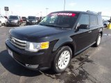 2012 Ford Flex Black