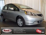 2013 Alabaster Silver Metallic Honda Fit  #77961070